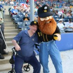 Herbie the Miner with Veteran