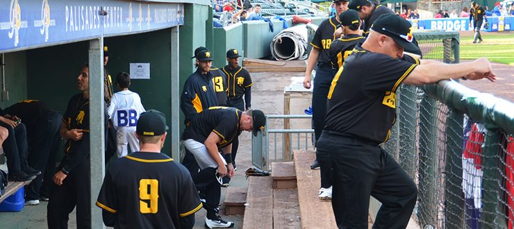 Miners Dugout at Palisades Credit Union Park