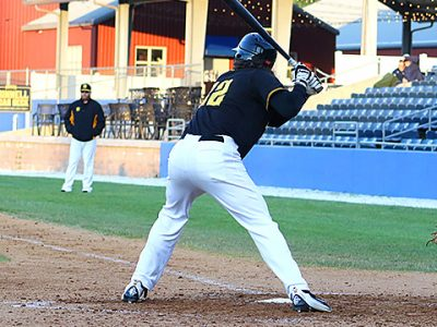 Nick Giarraputo At-Bat Against Cuba