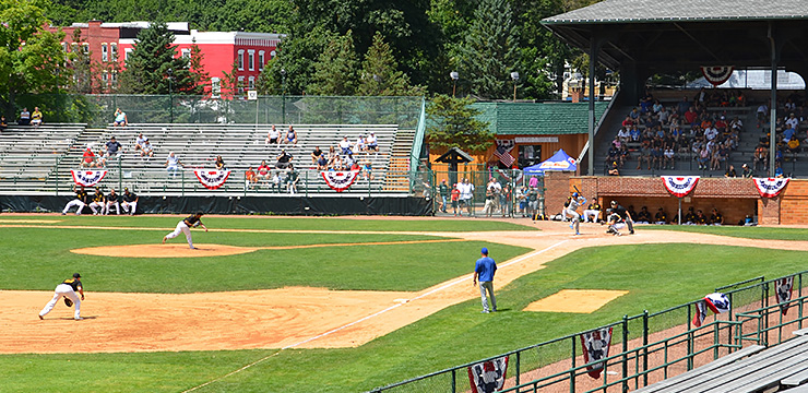 Cooperstown Can-Am Classic at Doubleday Field