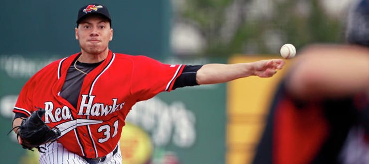 Miners Acquire Pitcher Tyler Alexander