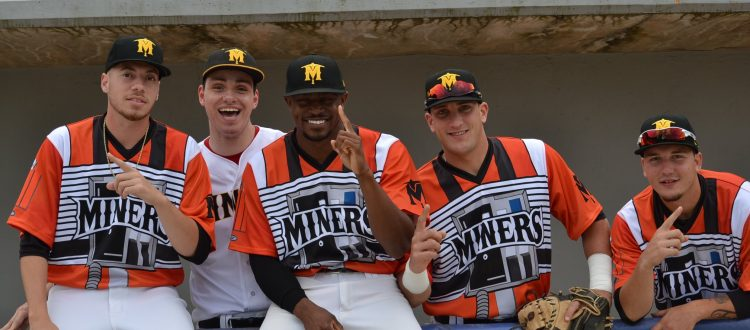Miners Players on Star Wars Night