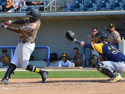 Mateo Notches Three RBI in Win