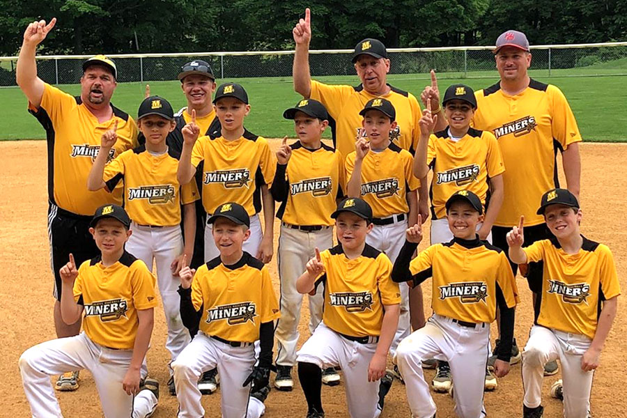 Sussex County Miners Travel Baseball | Sussex County Miners