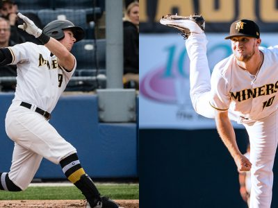 Ray and Vinson Earn Weekly Honors