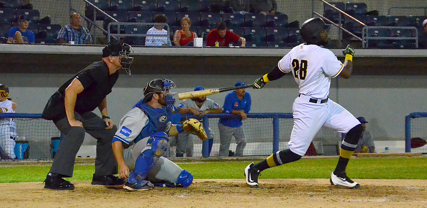 Ciriaco Goes 3-for-5 in Loss