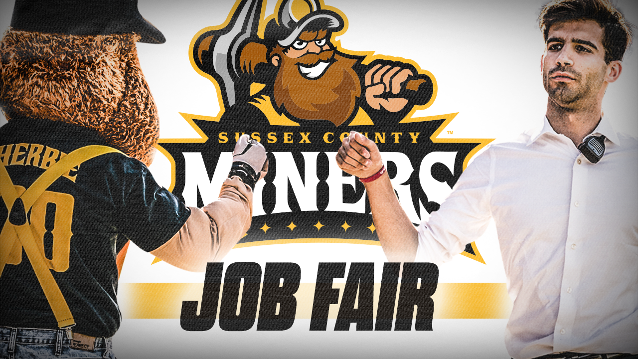Sussex County Miners 2021 Job Fair