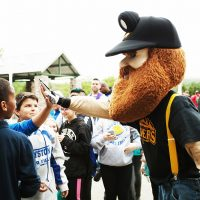 Sussex County miners kids party